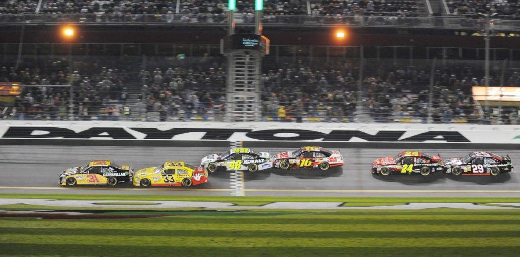 Daytona Nascar Racing