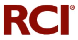 RCI time share exchange