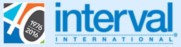 Interval Internation timeshare exchange